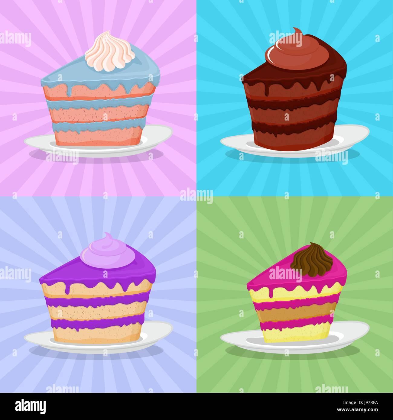 Berühmt Geburtstag Cupcake Malvorlagen Galerie - Druckbare ...