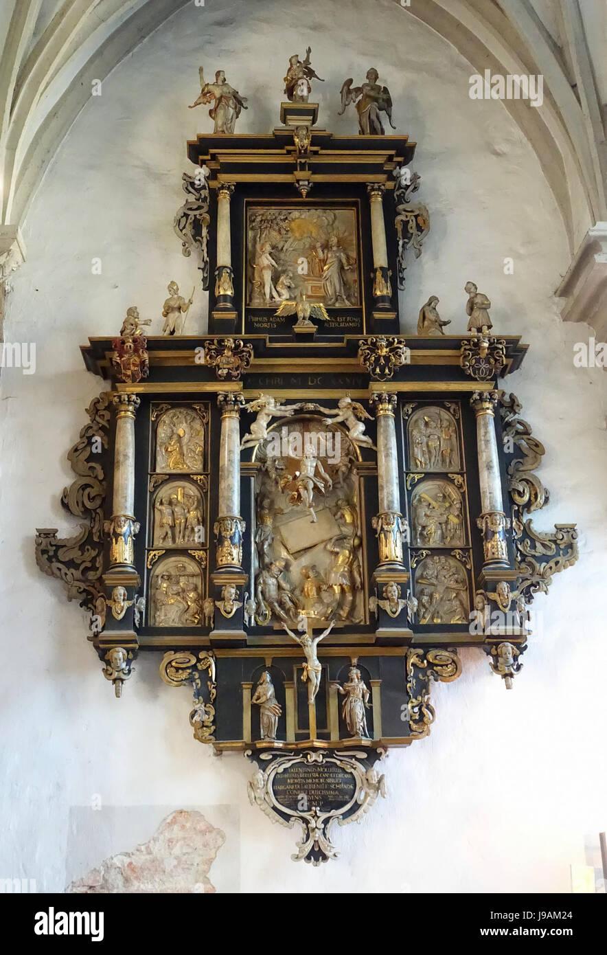 Valentinus Mollerus Braunschweiger Dom Braunschweig, Deutschland DSC04485 Stockbild