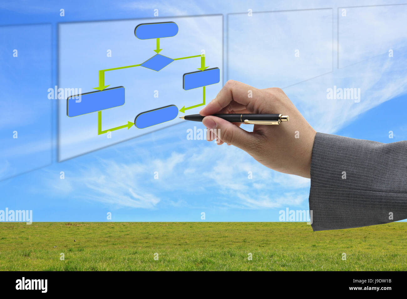 Ausgezeichnet Schematische Diagrammzeichnung Fotos - Der Schaltplan ...