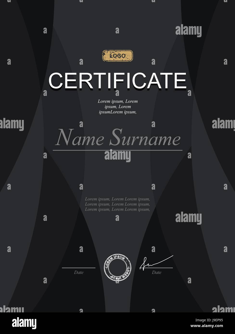 Ausgezeichnet Zertifikate Der Wertschätzung Vorlage Galerie - Entry ...