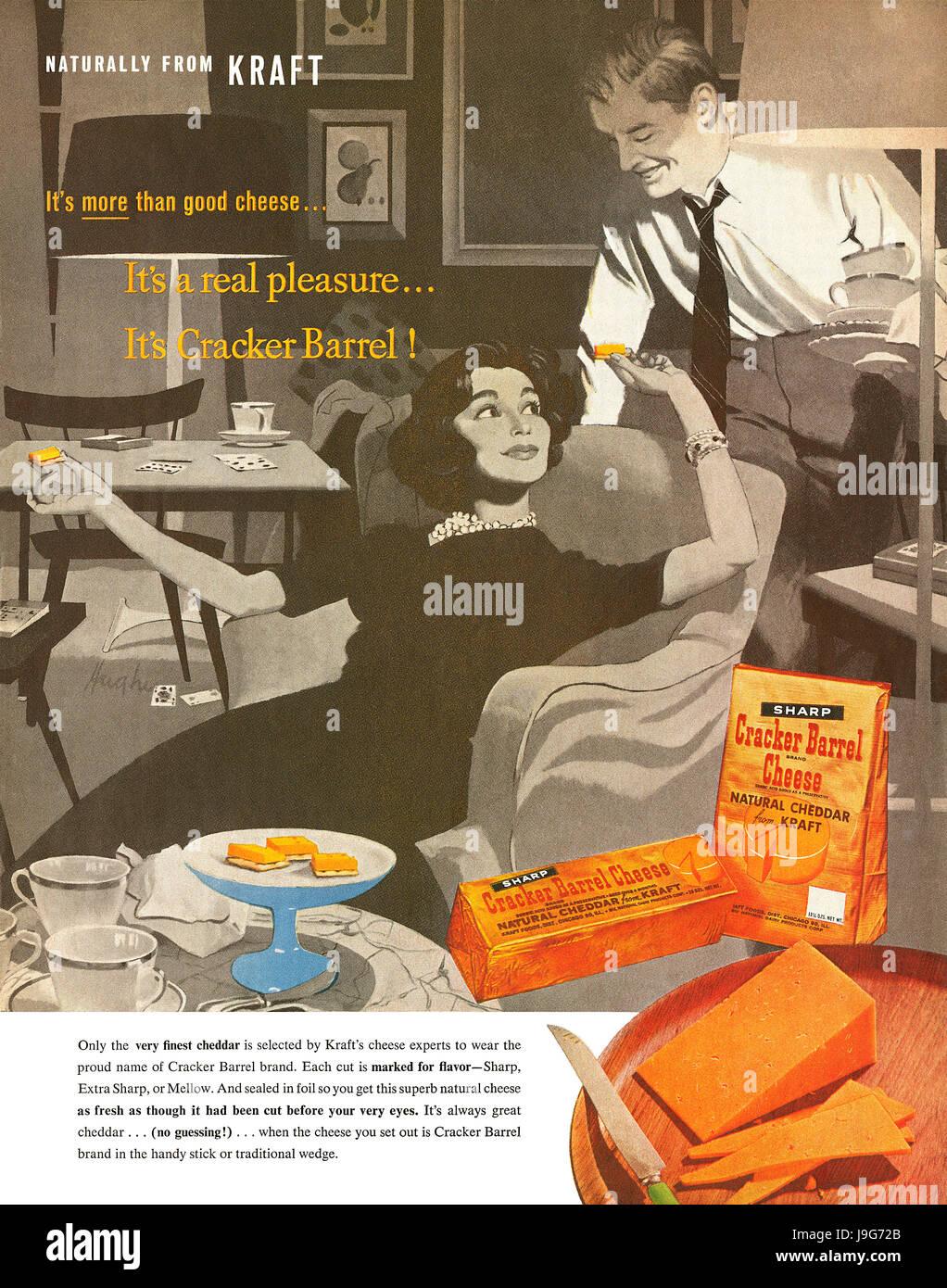 Magazine Advertisement Product Stockfotos & Magazine Advertisement ...