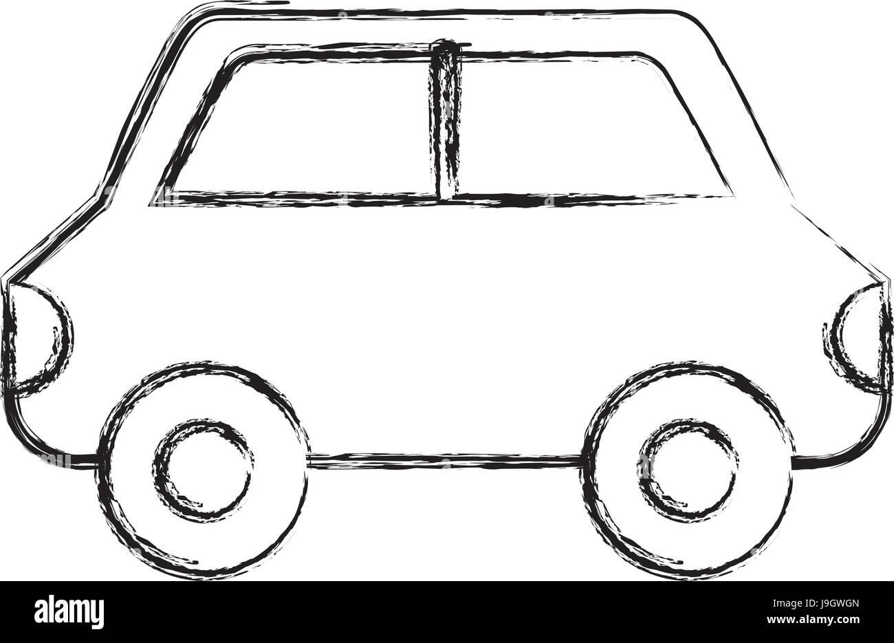 Ausgezeichnet Wie Man Auto Skizziert Ideen - Die Besten Elektrischen ...