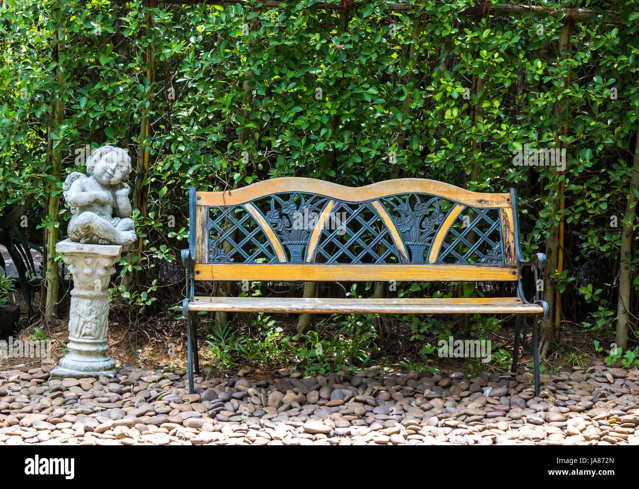 Wunderbar Sitzplatz Garten Ideen Von Sessel, Park, Garten, Sitzplatz, Landschaft, Landschaft, Landschaft,