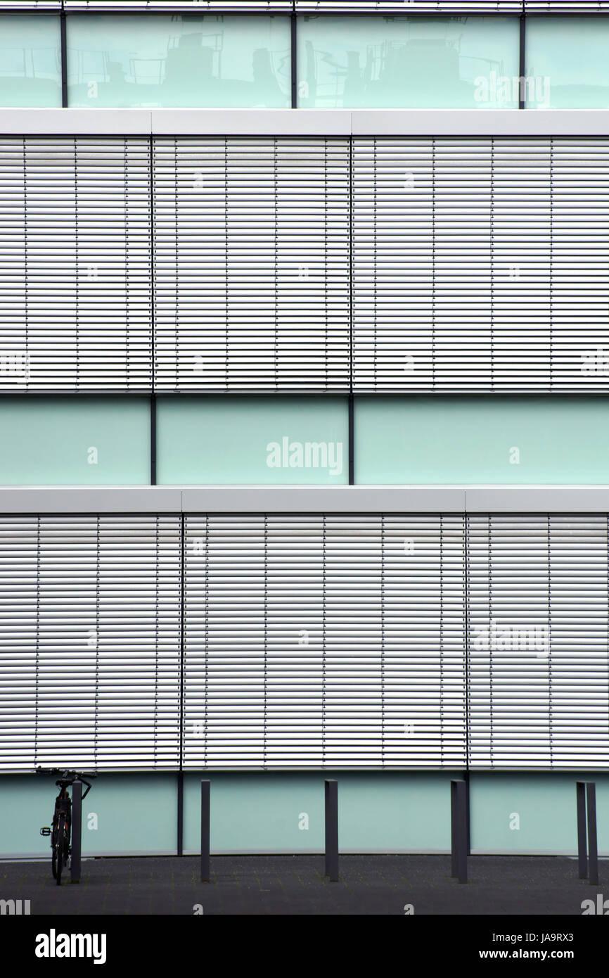 Haus, Gebäude, Modern, moderne, Baustil, Architektur Stockfoto, Bild ...