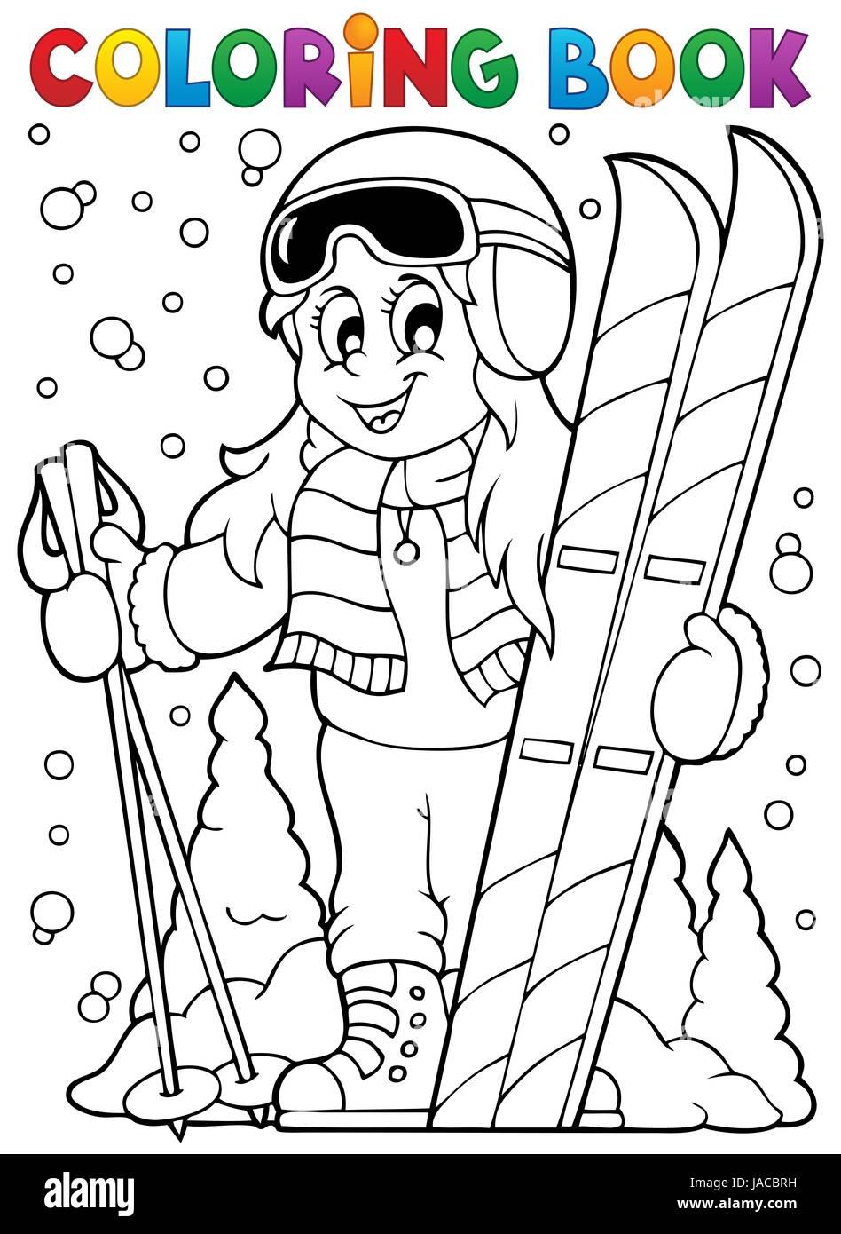 Cartoon Scarf Stockfotos & Cartoon Scarf Bilder - Seite 29 - Alamy