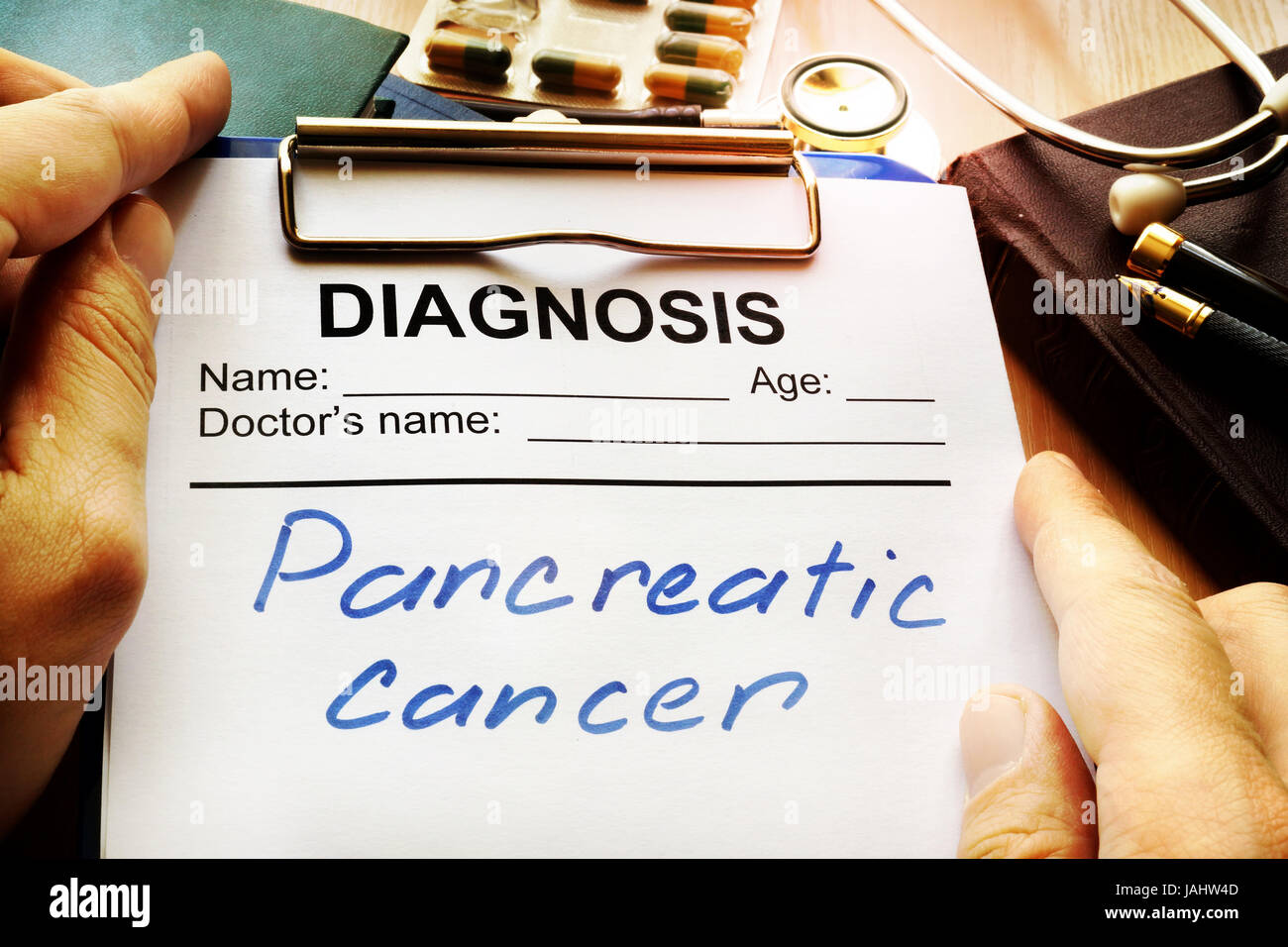Pancreatic Cancer Stockfotos & Pancreatic Cancer Bilder - Alamy
