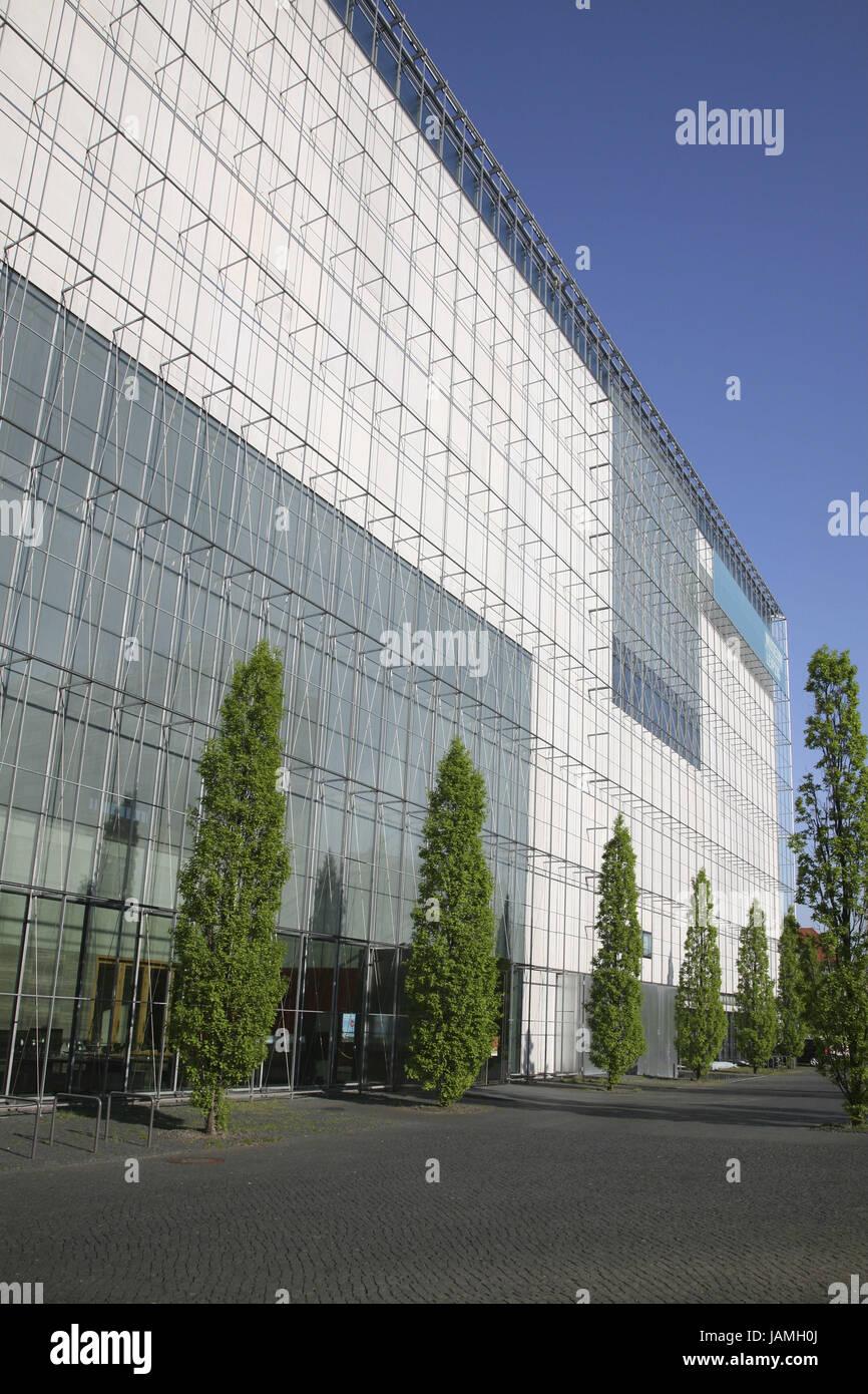 Deutschland, Sachsen, Leipzig, Museum der graphischen Künste, Stockbild