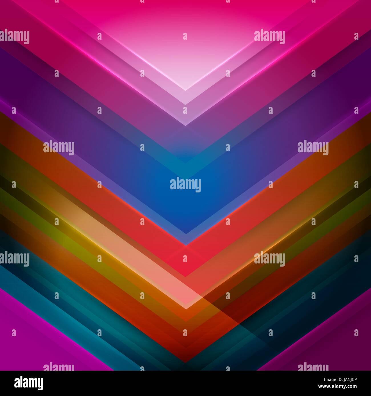 Technology Poster Geometrical Stockfotos & Technology Poster ...