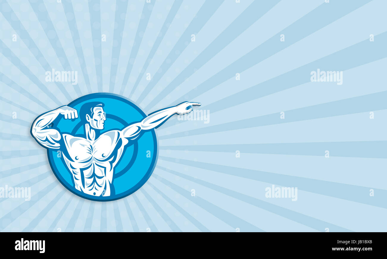 Bodybuilding Poster Stockfotos & Bodybuilding Poster Bilder - Alamy