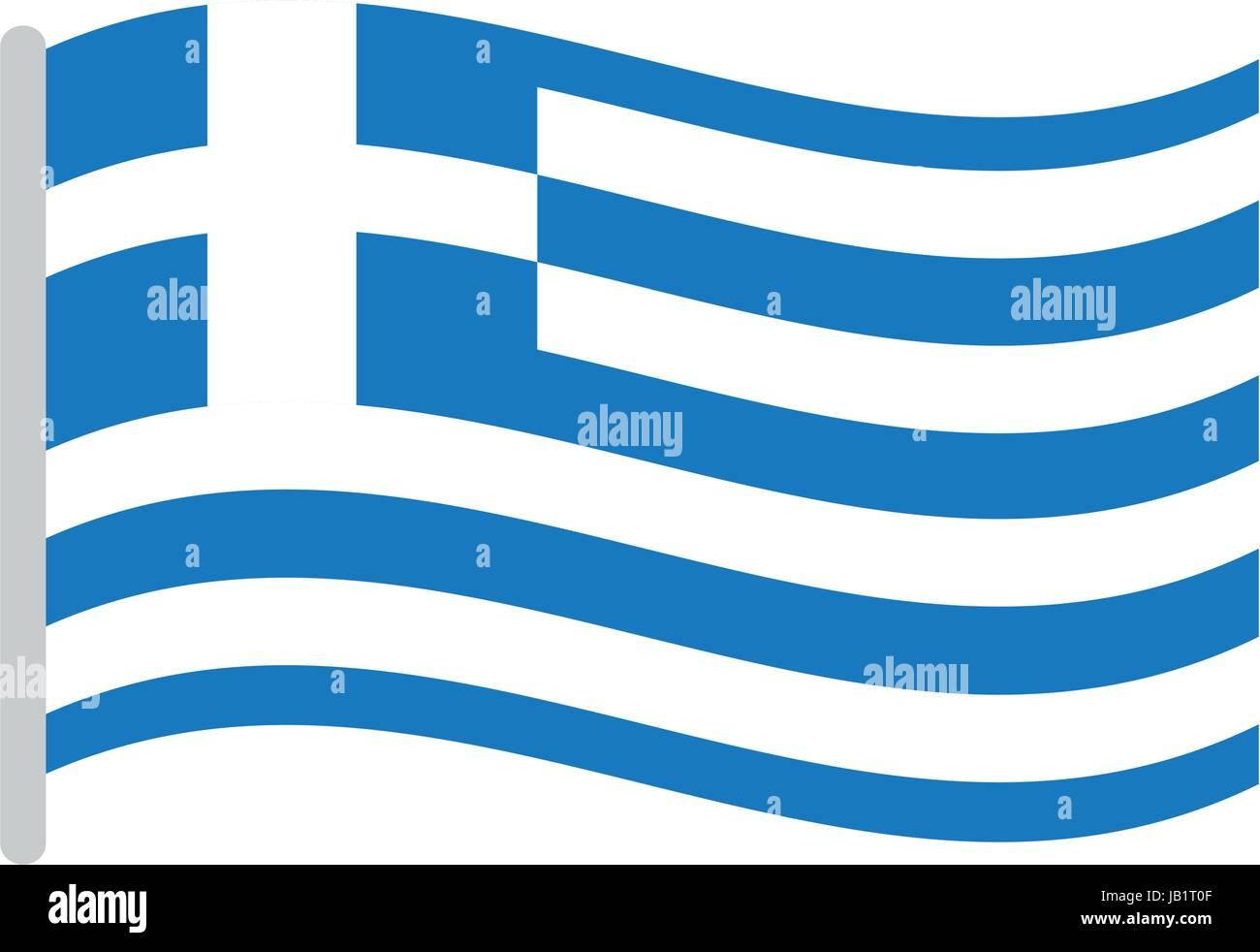 Ausgezeichnet Malvorlagen Griechische Flagge Galerie - Malvorlagen ...