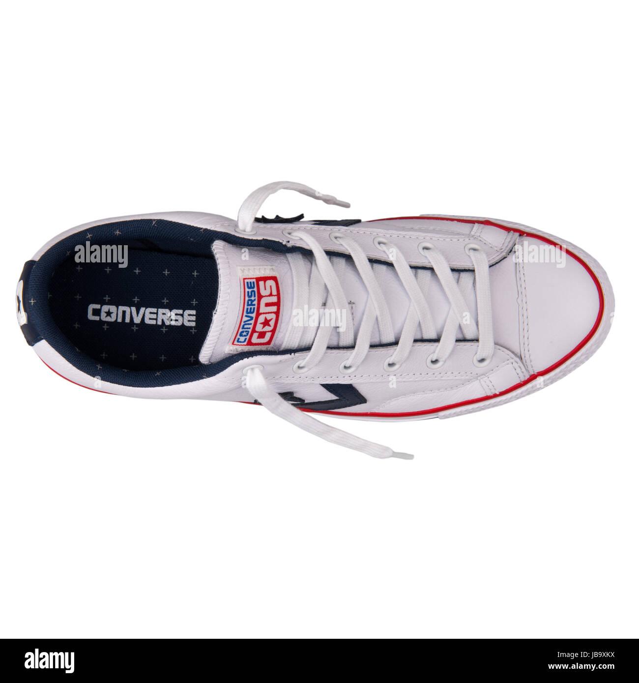 832b0e269c2e Converse Chuck Taylor All Star Player OX White Unisex Schuhe - 149771C