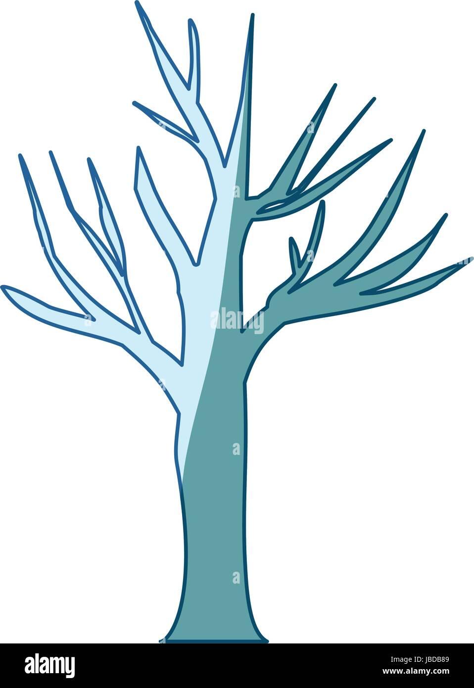 Silhouette Old Dry Tree Stockfotos & Silhouette Old Dry Tree Bilder ...