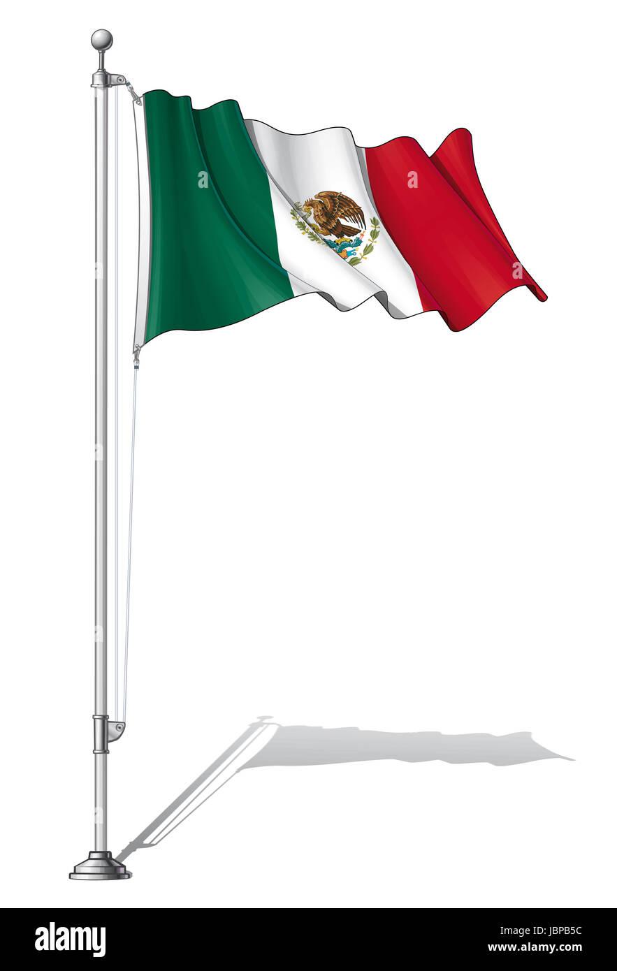 Groß Mexikanische Flagge Färbung Ideen - Malvorlagen-Ideen ...