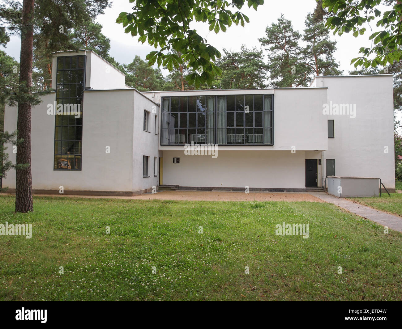 Lyonel stockfotos lyonel bilder alamy - Bauhaus architektur hauser ...