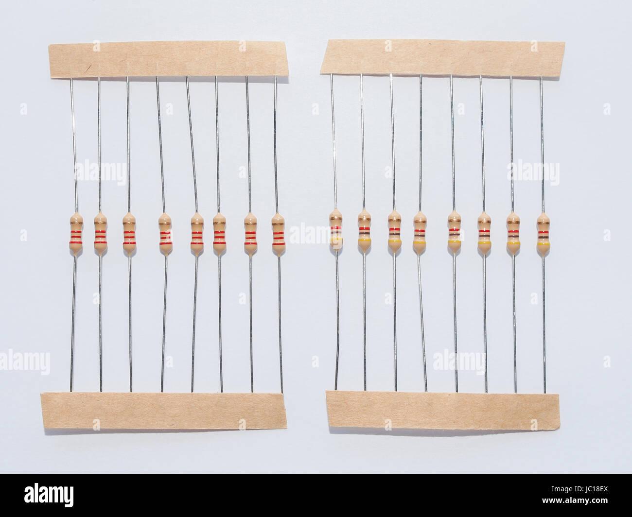 Gemütlich Komponenten In Elektrischen Schaltungen Galerie ...