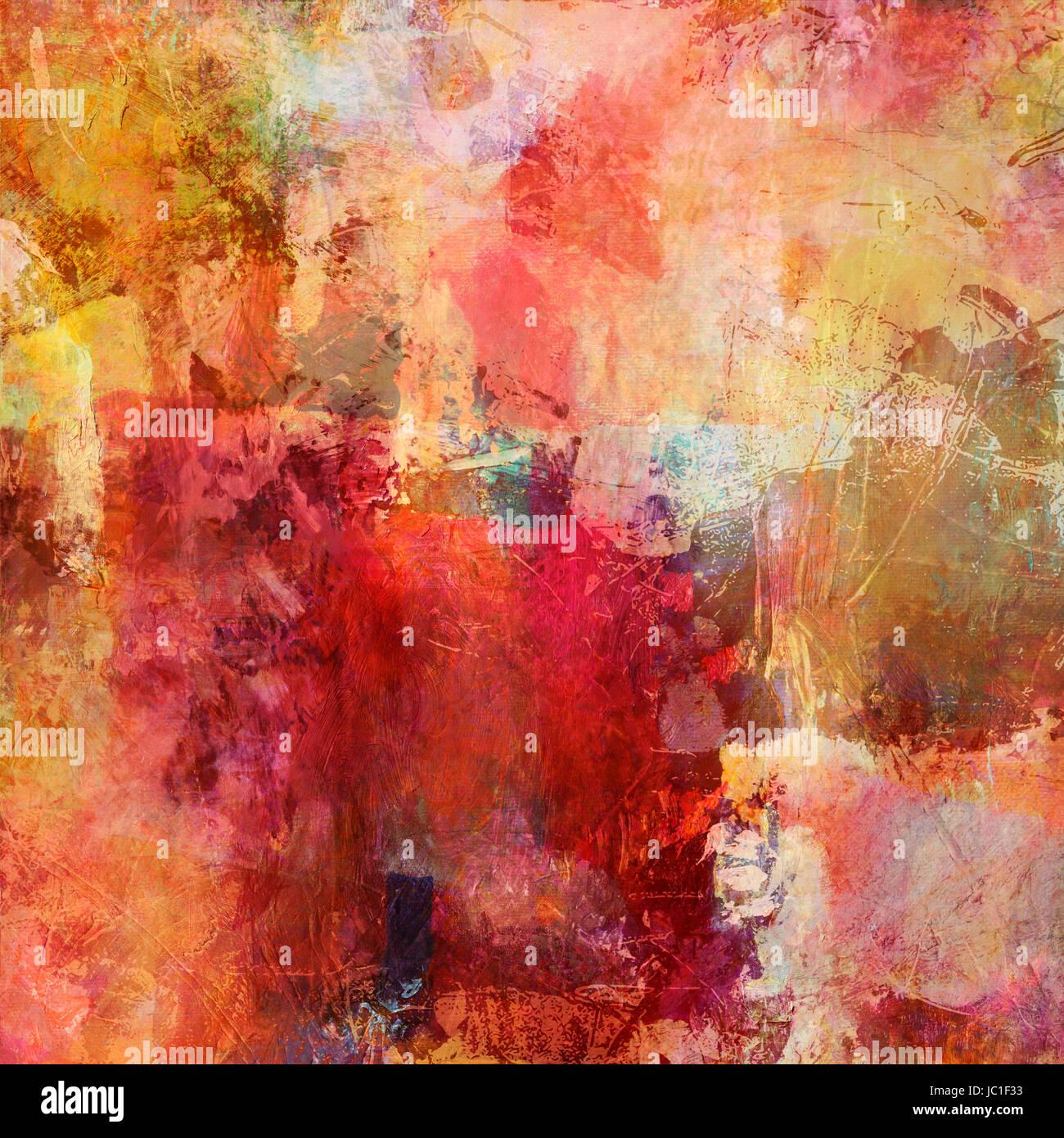 Abstrakte Kunst Leinwand abstrakte kunst - hand bemalte leinwand - kunstströmungen
