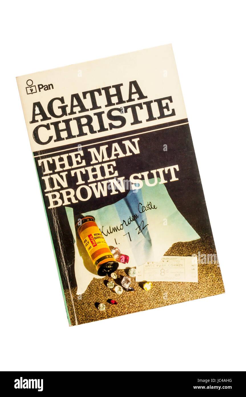 der mann im braunen anzug agatha christie