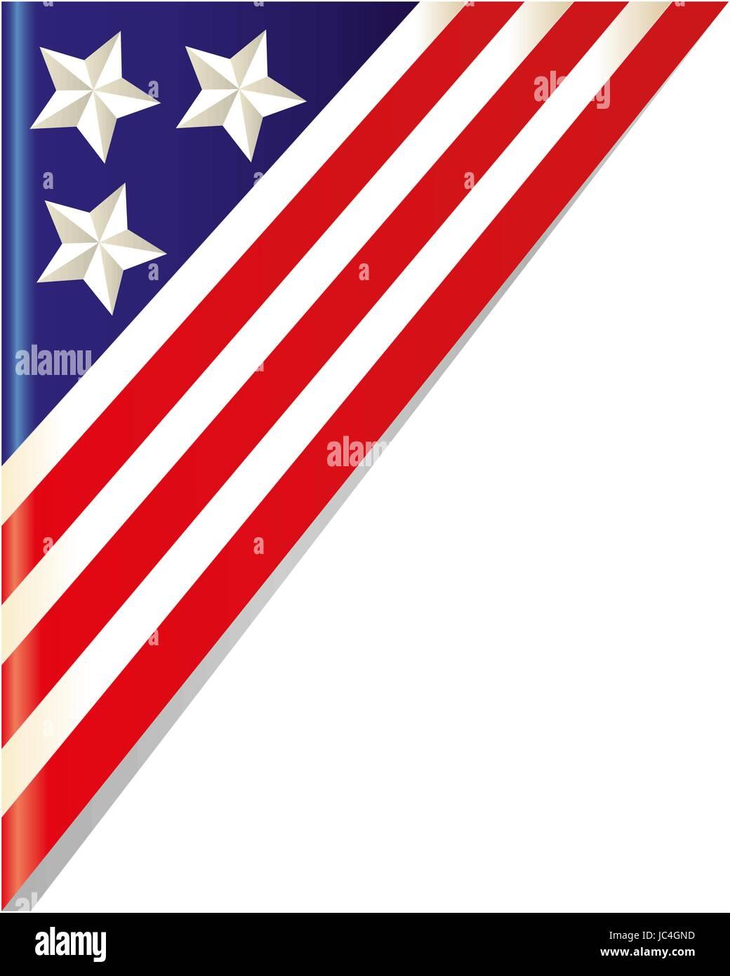 Beste Flagge Der Vereinigten Staaten Vorlage Ideen - Beispiel ...