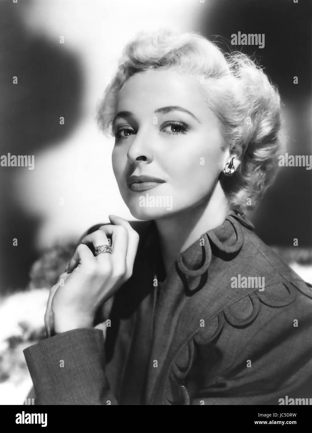 MEINE sehr geehrte Sekretärin 1948 United Artists-Film mit Laraine Day Stockbild