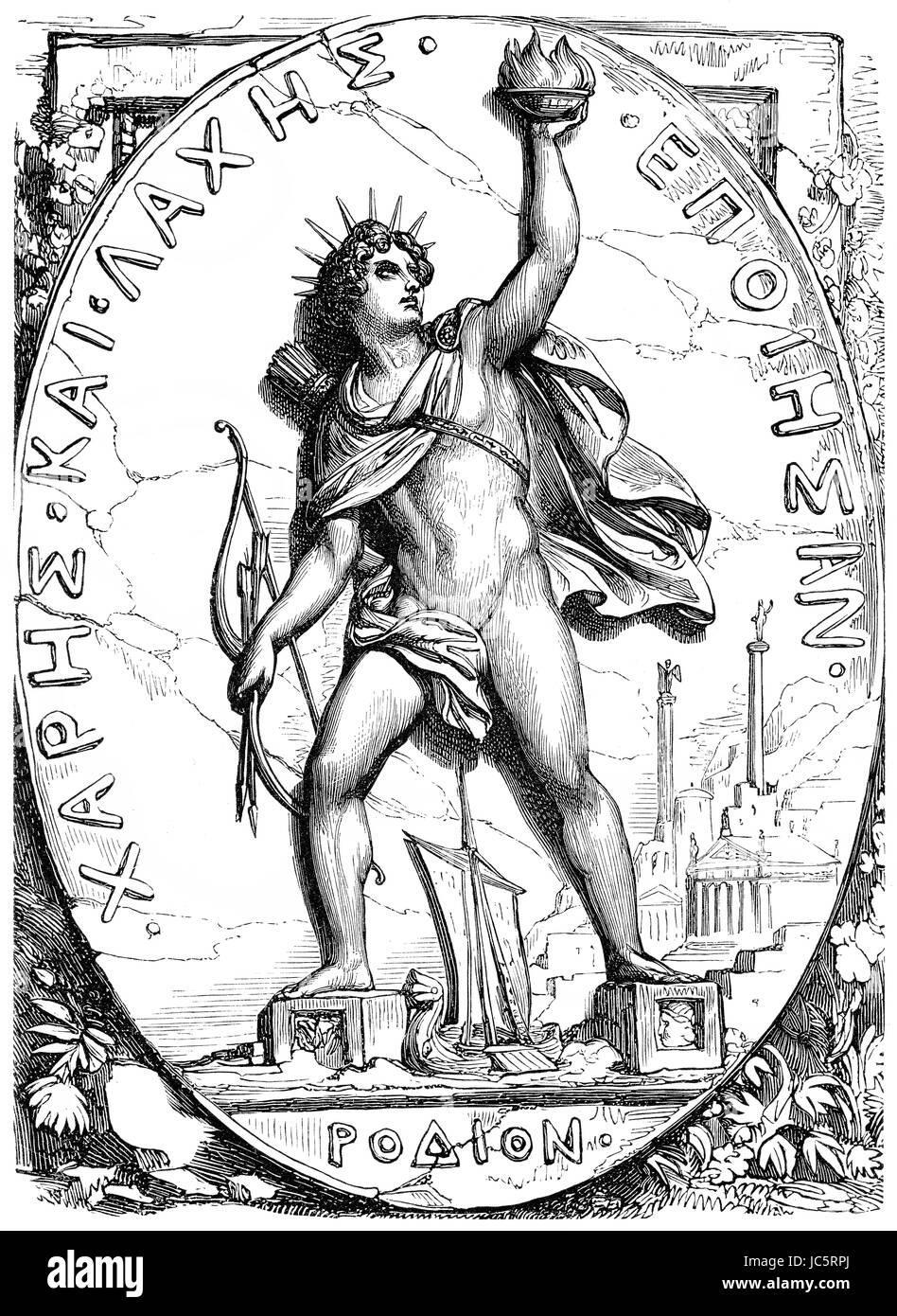 Titan Der Griechischen Mythologie