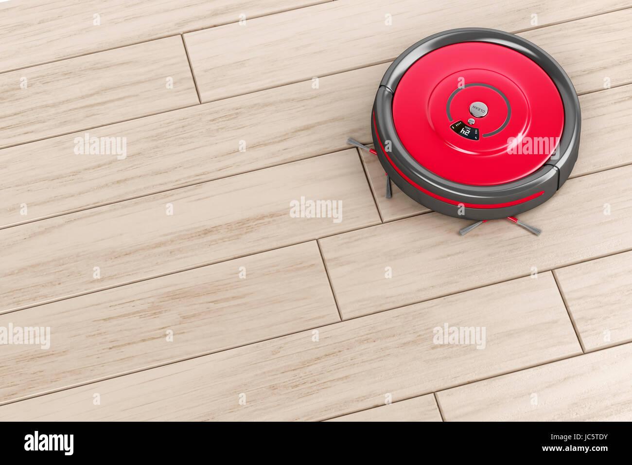 Fußboden Roboter ~ Roboter staubsauger auf dem boden stockfoto bild alamy