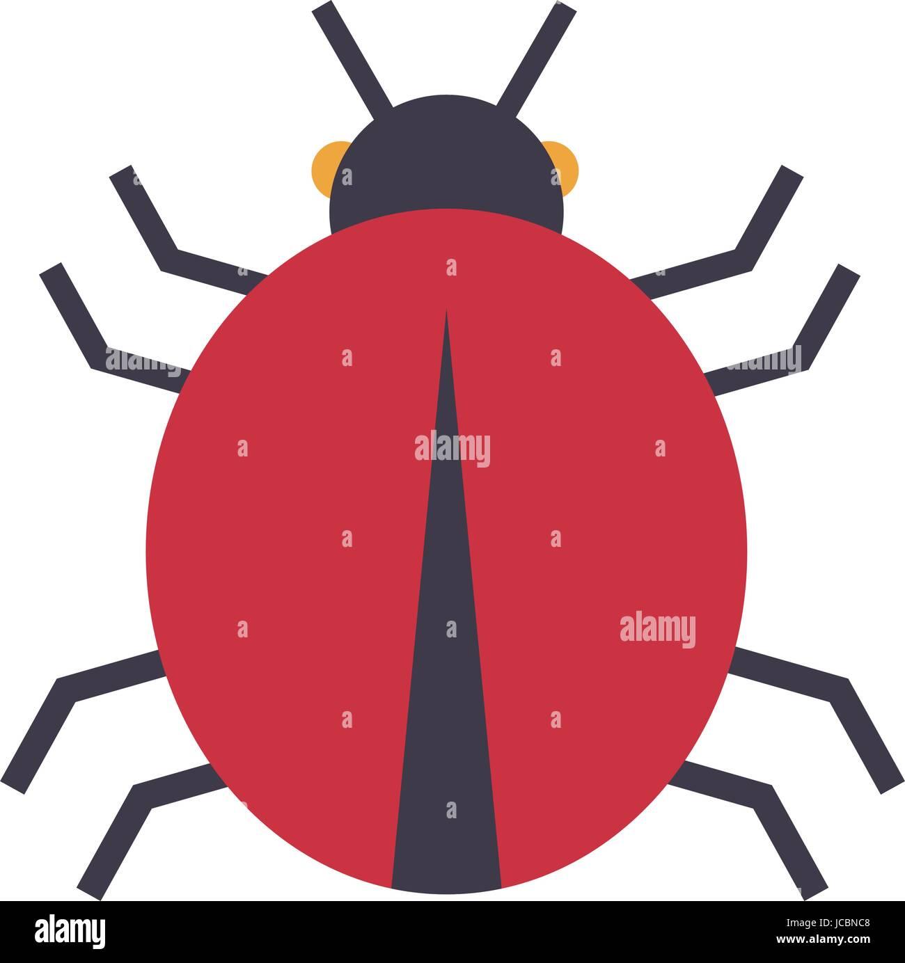 Cyber-Sicherheit Gefahr Malware Virus design Stockbild
