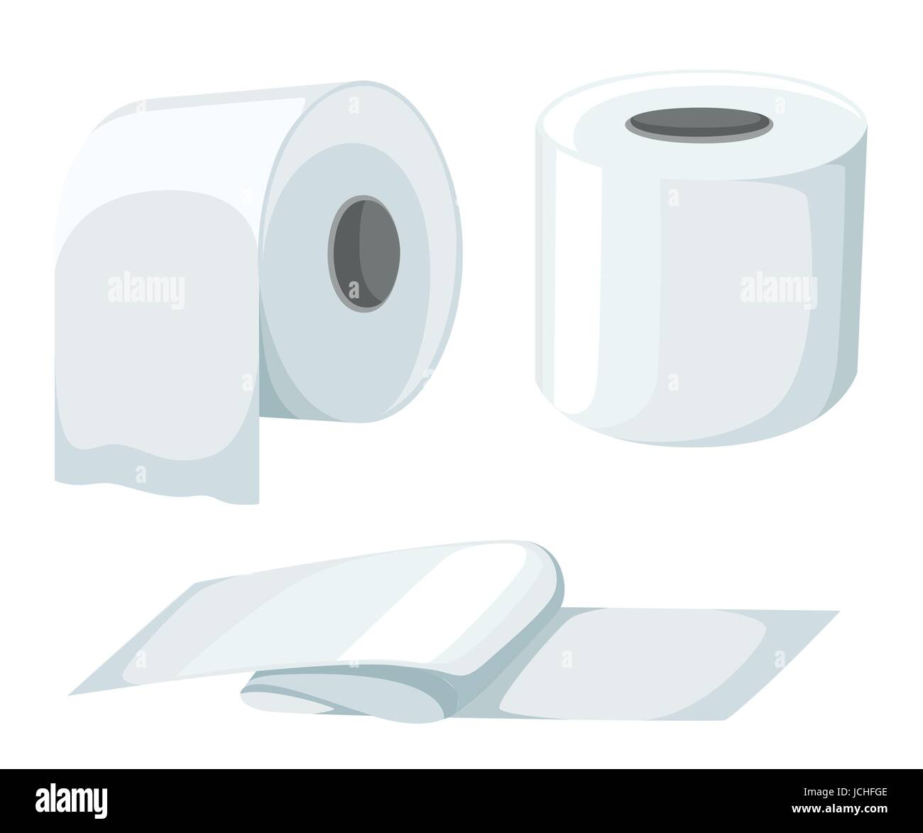 toilet paper wc roll icon stockfotos toilet paper wc roll icon bilder alamy. Black Bedroom Furniture Sets. Home Design Ideas