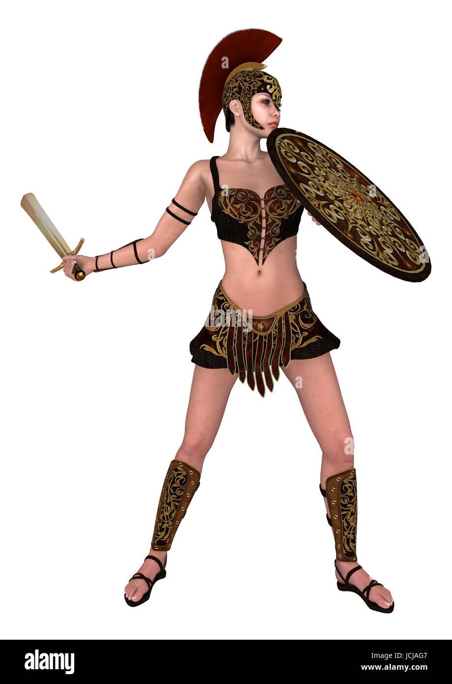 weiblicher Zenturio