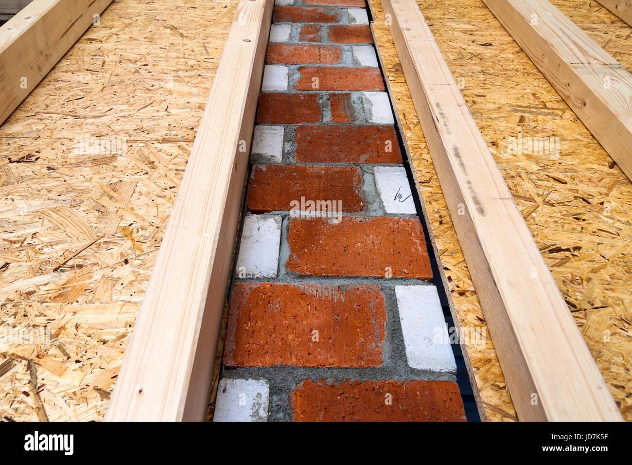 Truss Wall House Stockfotos & Truss Wall House Bilder - Seite 2 - Alamy