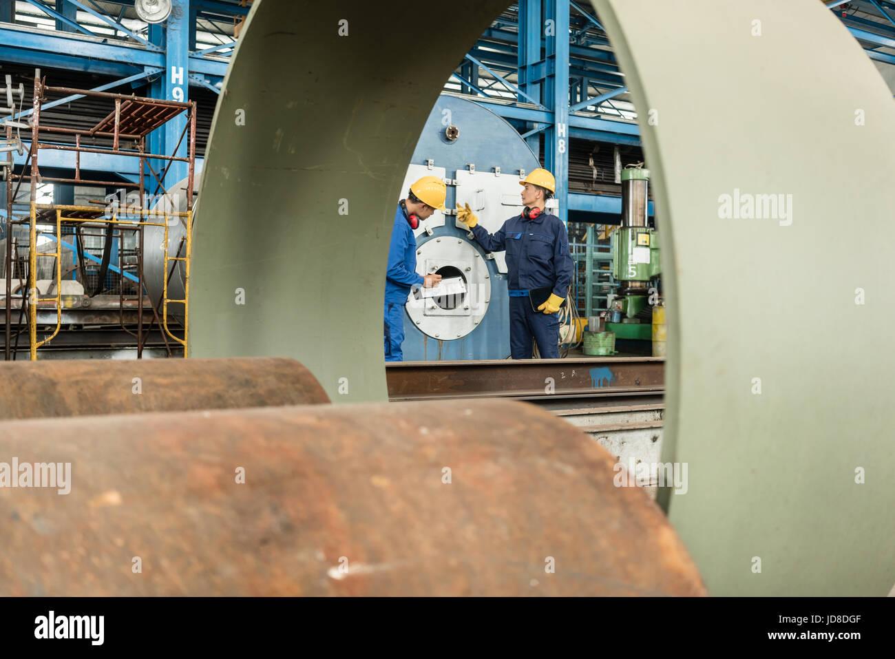 Erfreut Wie Arbeiten Industrielle Dampfkessel Ideen - Elektrische ...