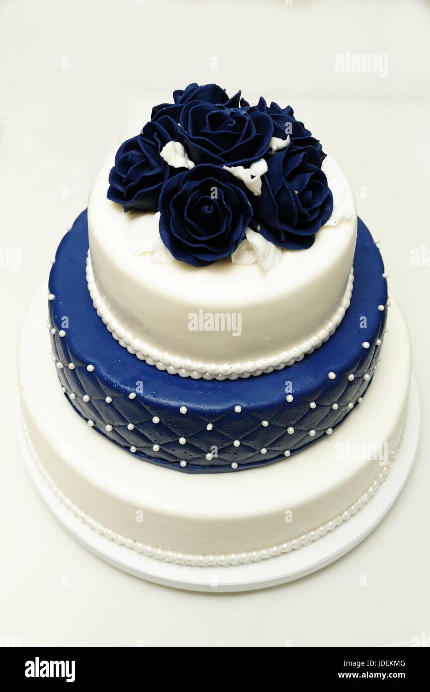 Kuchen, Torten, Zeremoniell, Zeremonien, Zeremonie, Küche, Küche, kulinarisch, Dessert, Dessert Topping, Dessert Stockfoto