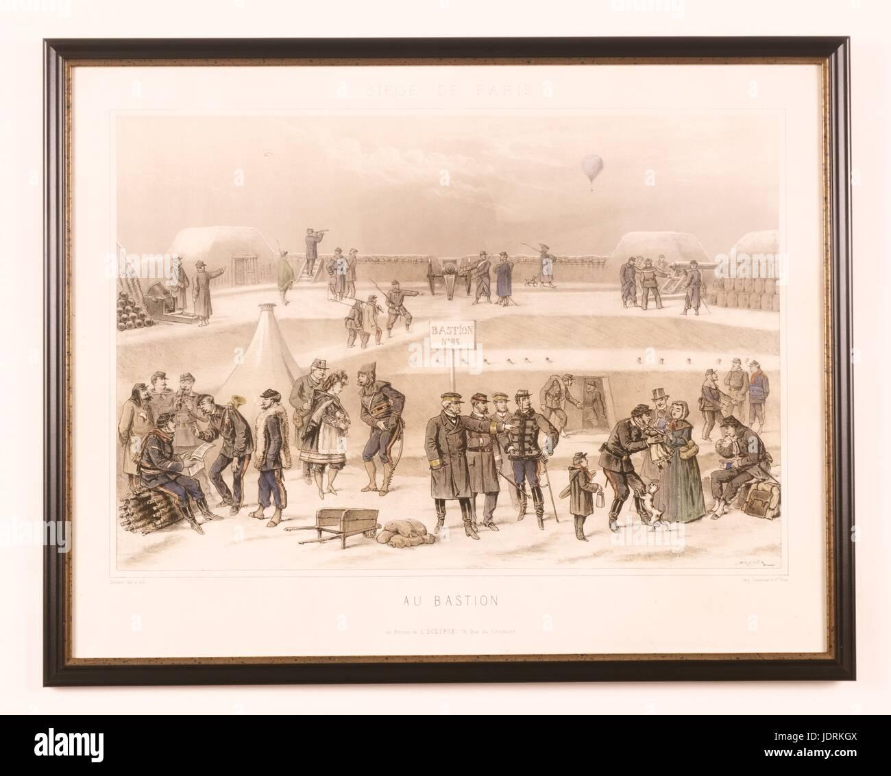 Prussian Army Stockfotos & Prussian Army Bilder - Alamy