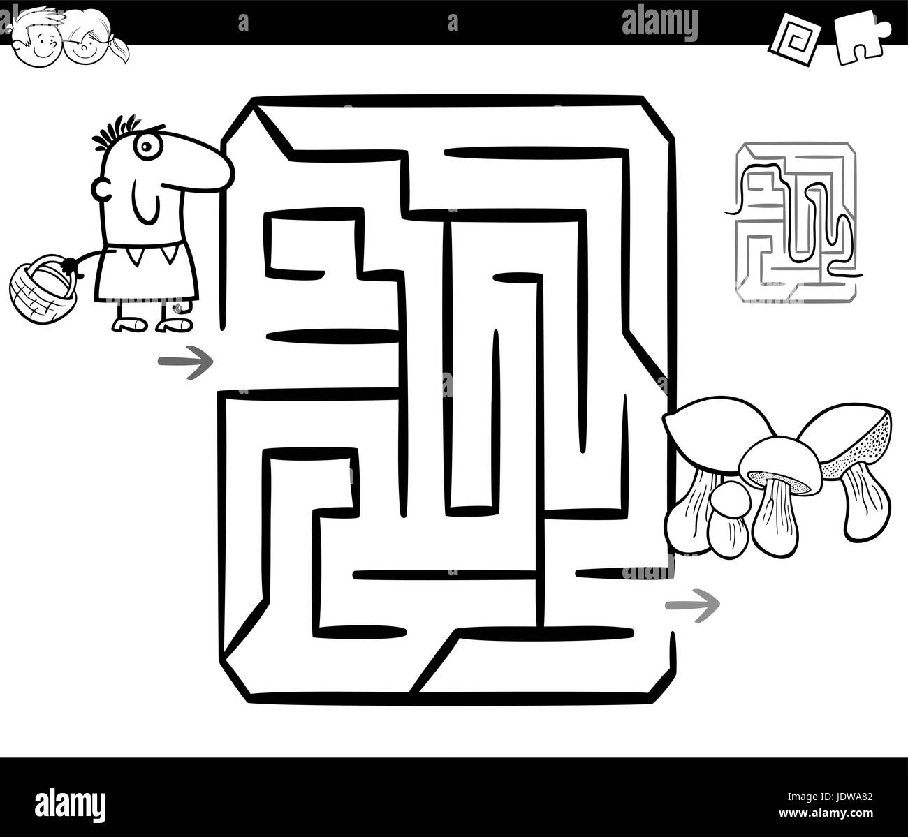 Fantastisch Gefrorene Labyrinth Malvorlagen Galerie - Malvorlagen ...