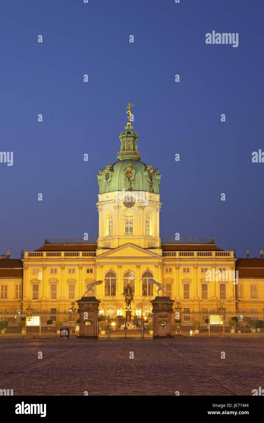 Deutschland Berlin Hauptstadt Charlottenburg Schloss