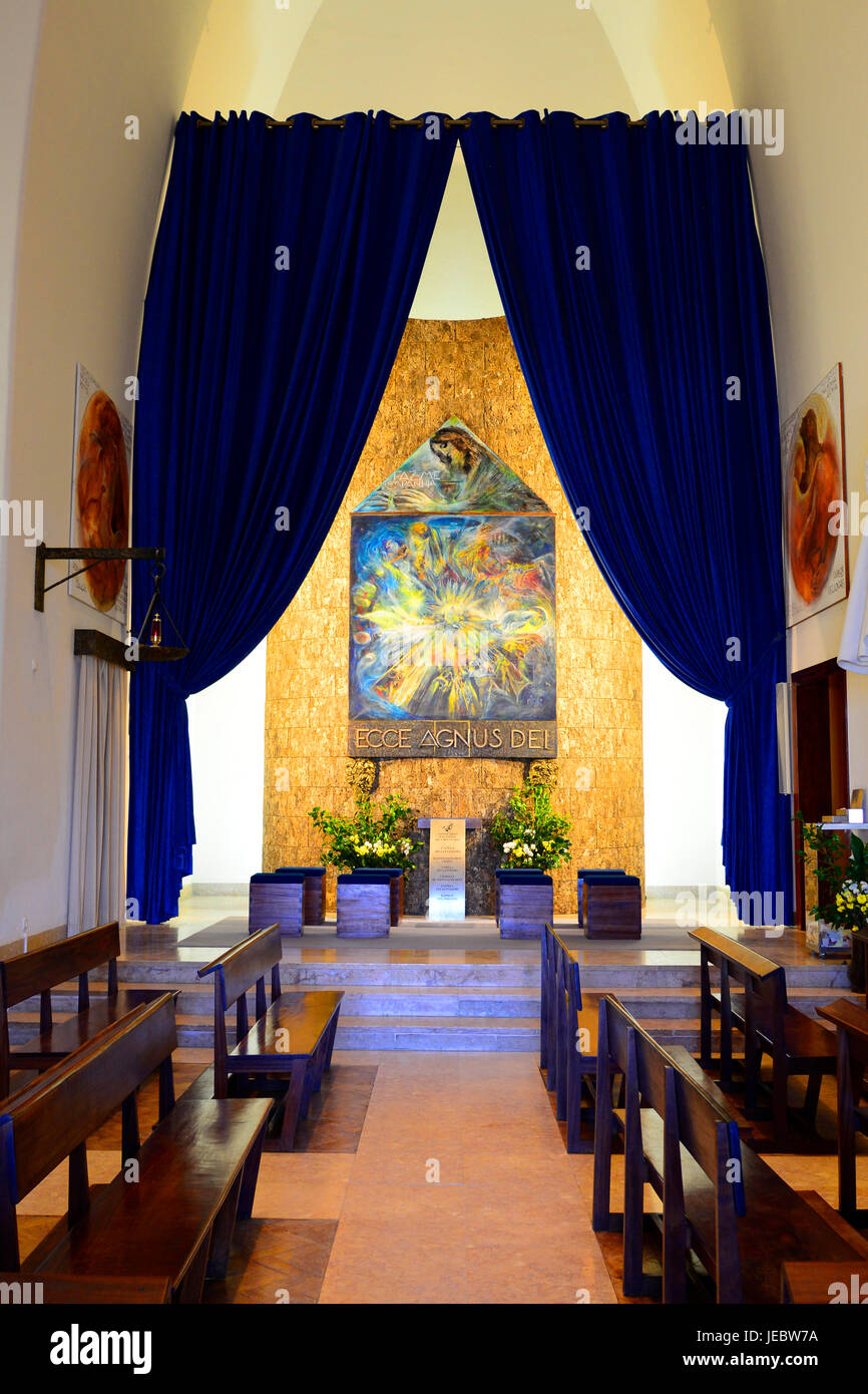 Christus der König Kapelle Cristo Rei Statue Almada Lissabon Portugal EU Stockbild