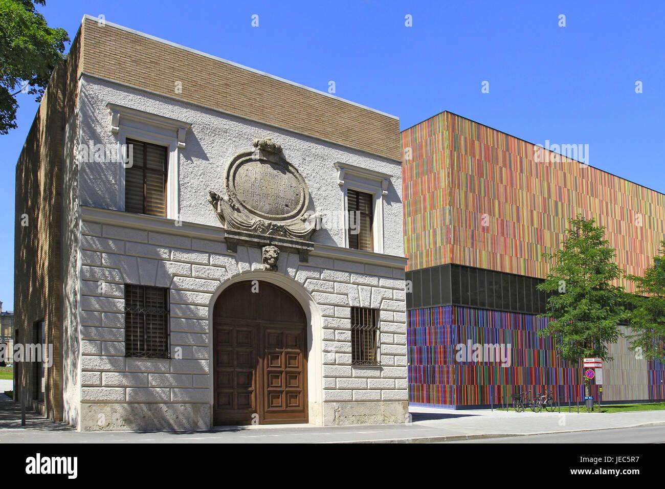 Farben Fassaden Stockfotos & Farben Fassaden Bilder - Alamy