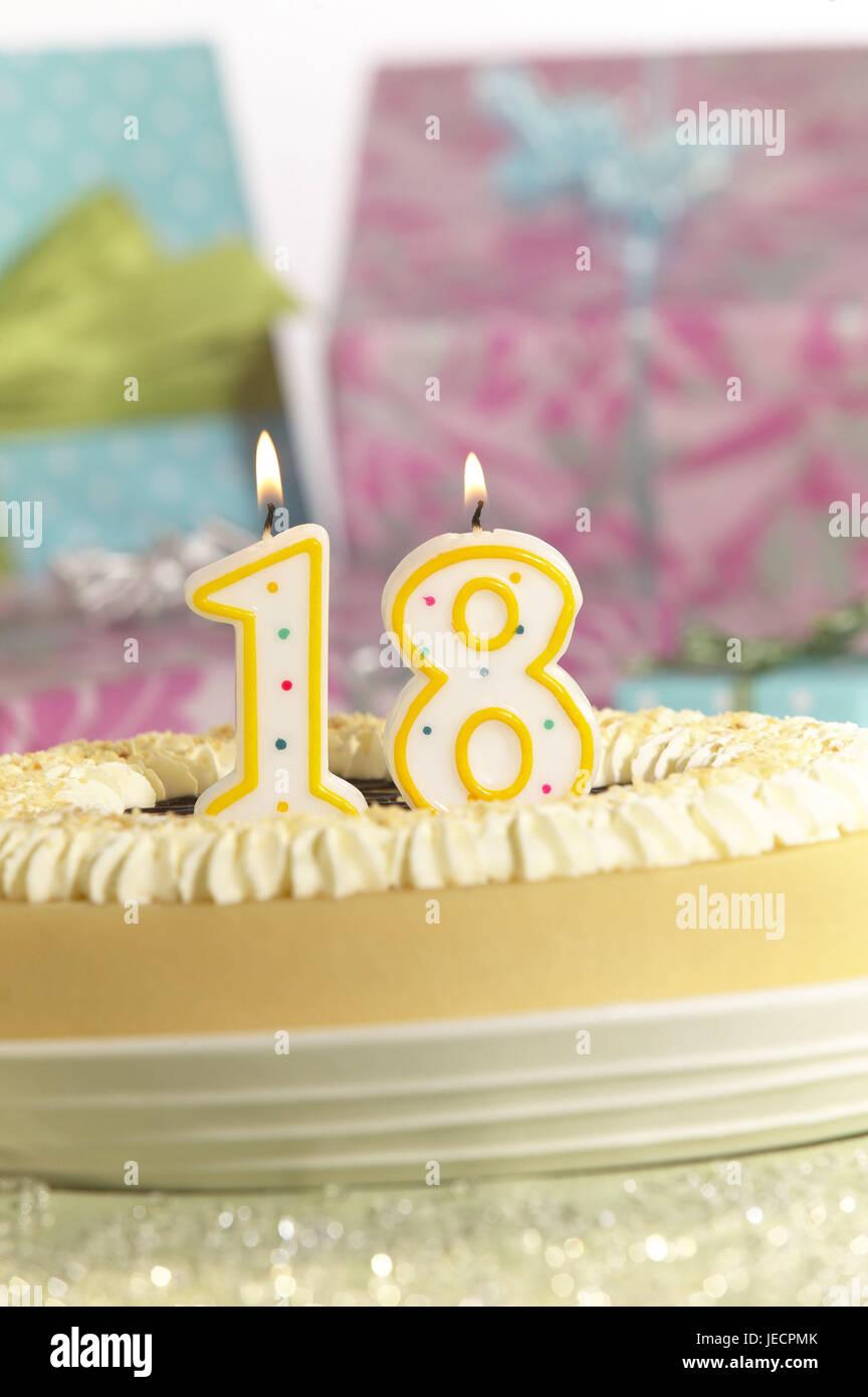 Geburtstagskuchen Skyers 18 Aus Alter Geschenke