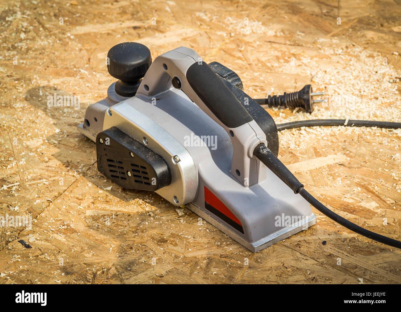 Power Planer Stockfotos & Power Planer Bilder - Alamy
