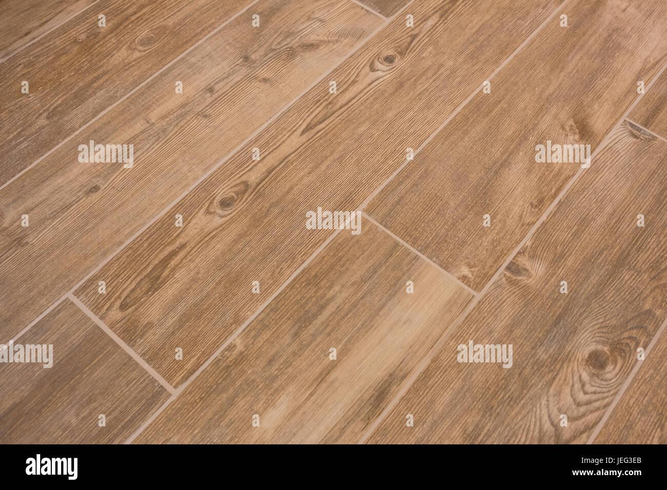 Fliesen Mit Holz Textur Fliesenboden Holzdesign Stockfoto Bild