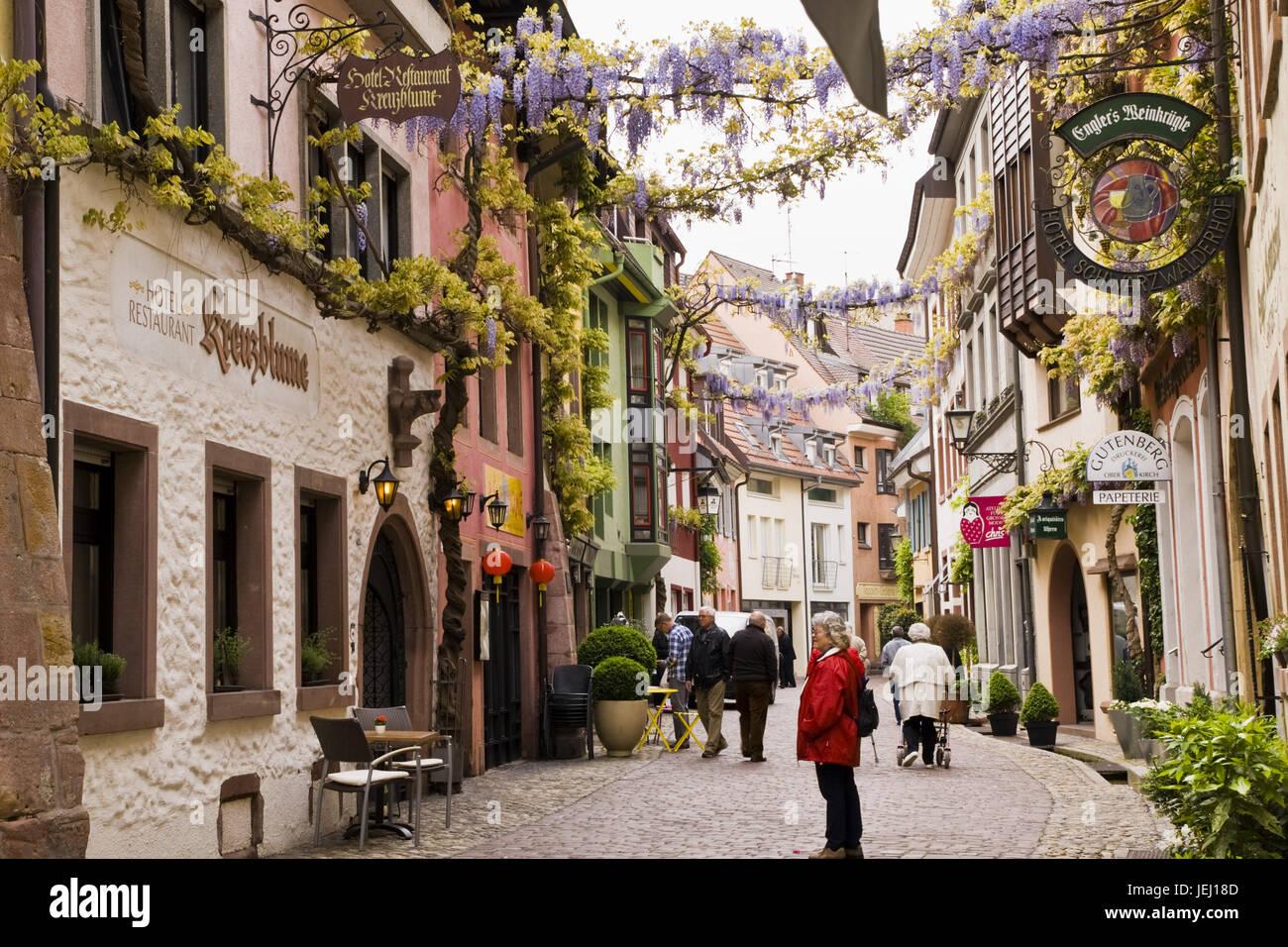 Freiburg Altstadt