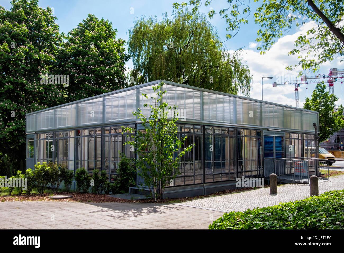 Was Ist Ein Bauhaus bauhaus wieder verwendung ist ein temporäre veranstaltungen pavillon