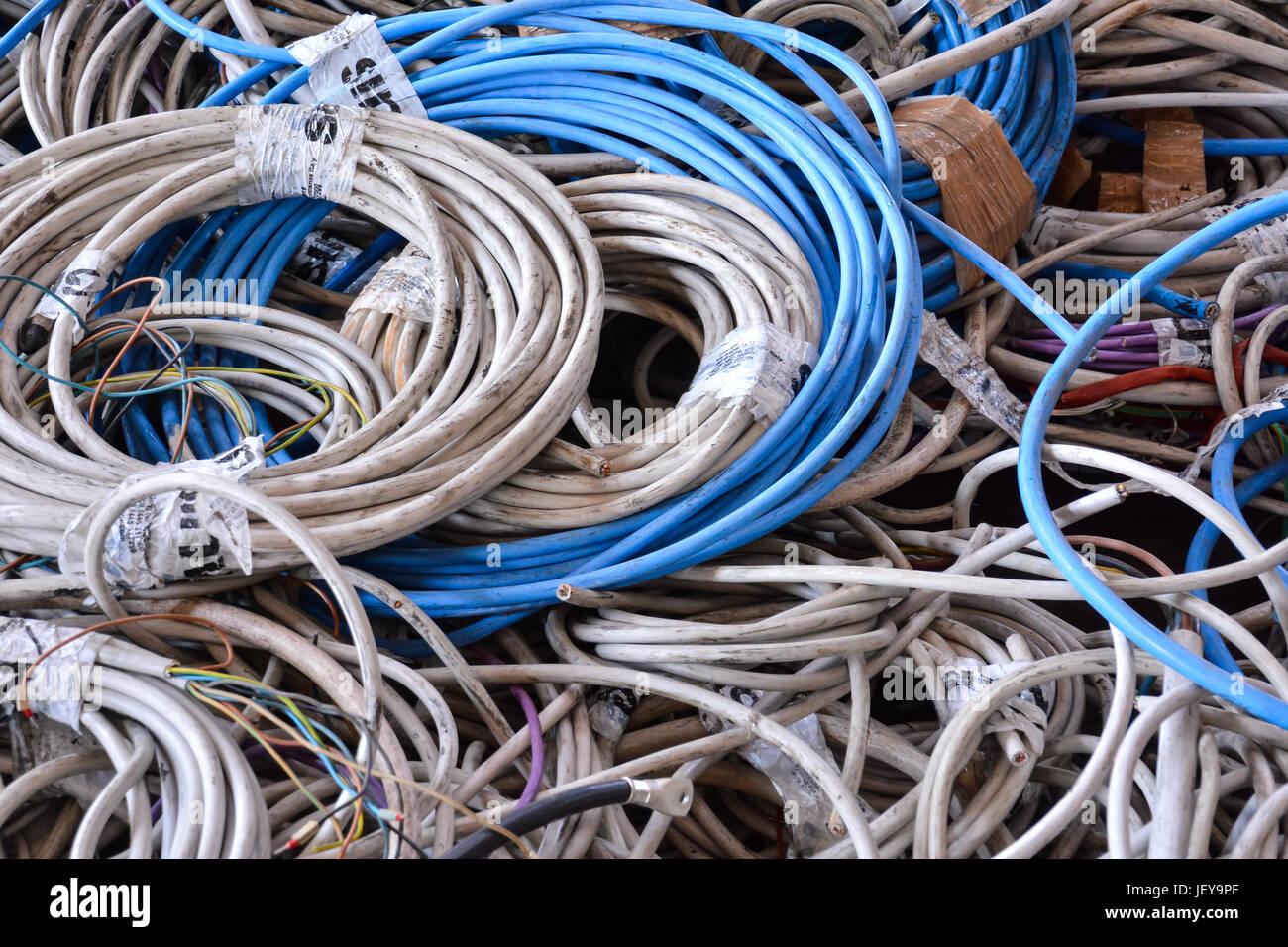 Ziemlich Kupferdraht Recycling Zu Verbrennen Galerie - Elektrische ...