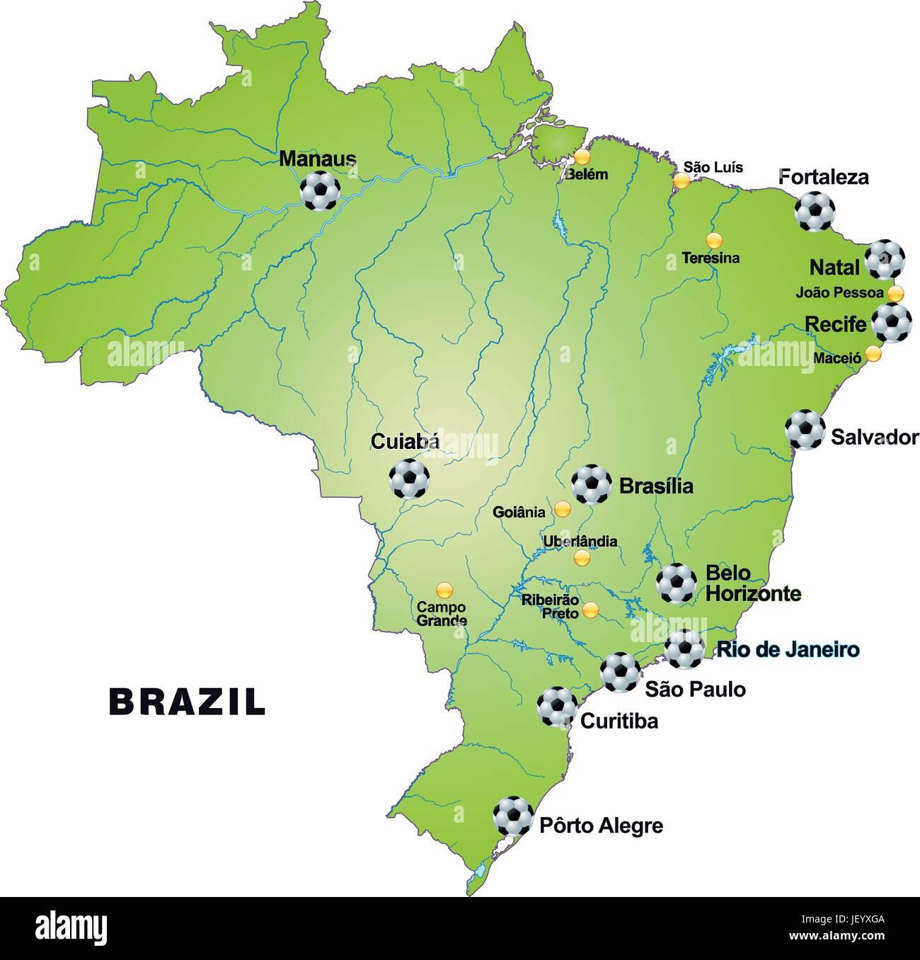 Brasilien Karte Welt.Karte Atlas Karte Der Welt Karte Brasilien Karte Gliederung