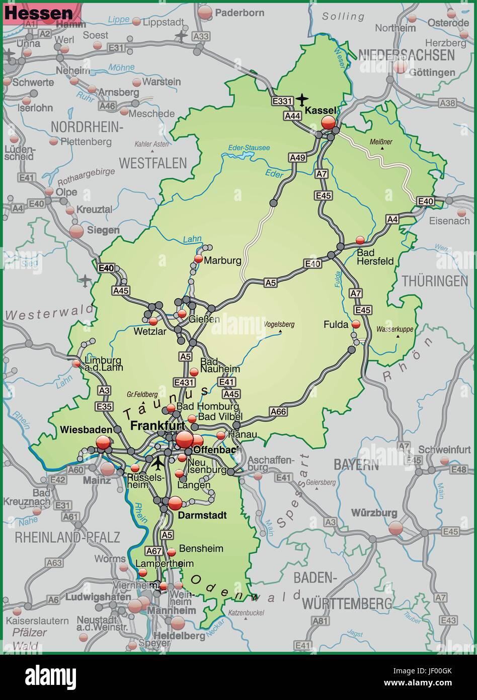 Hessen Verkehr