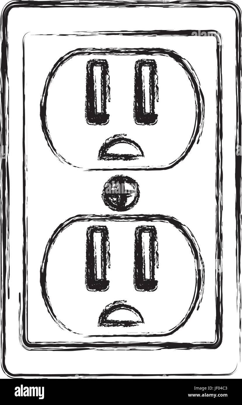 Beste Elektrische Strichzeichnung Fotos - Verdrahtungsideen - korsmi ...