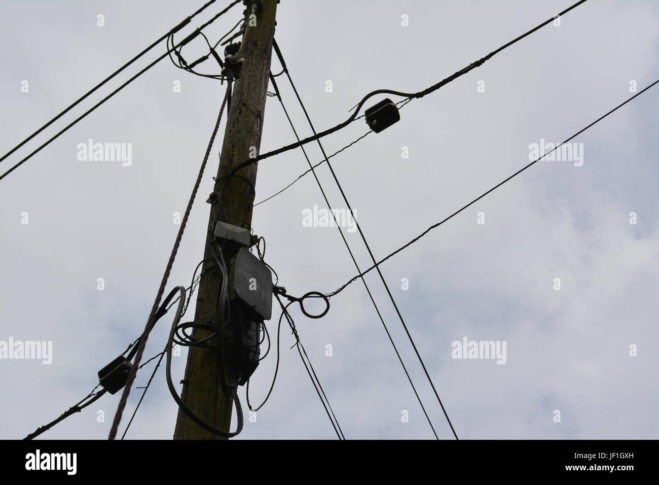 Erfreut Altes Telefonkabel Fotos - Elektrische Schaltplan-Ideen ...