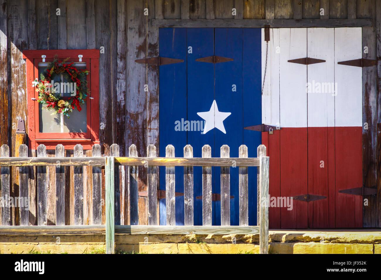 Texas Farm House Stockfotos & Texas Farm House Bilder - Alamy