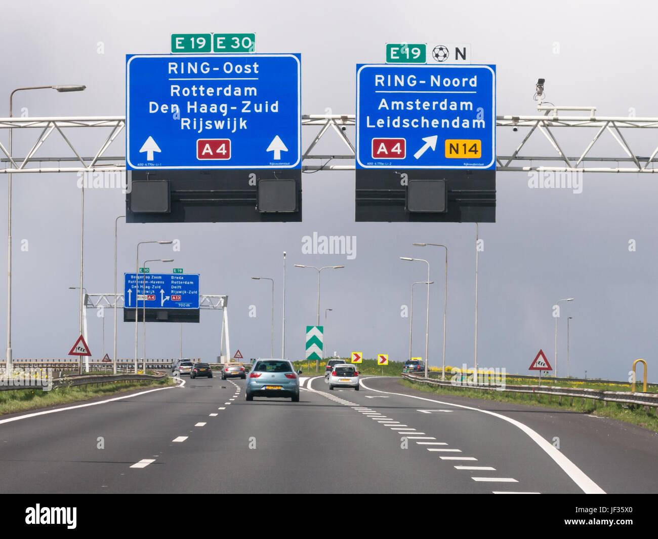 Holland Autobahn