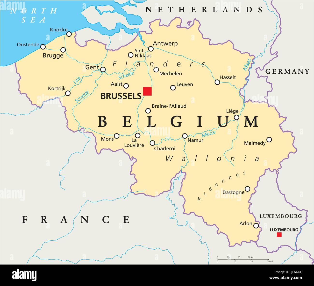 belgien br ssel benelux antwerpen karte atlas weltkarte reisen vektor abbildung bild. Black Bedroom Furniture Sets. Home Design Ideas