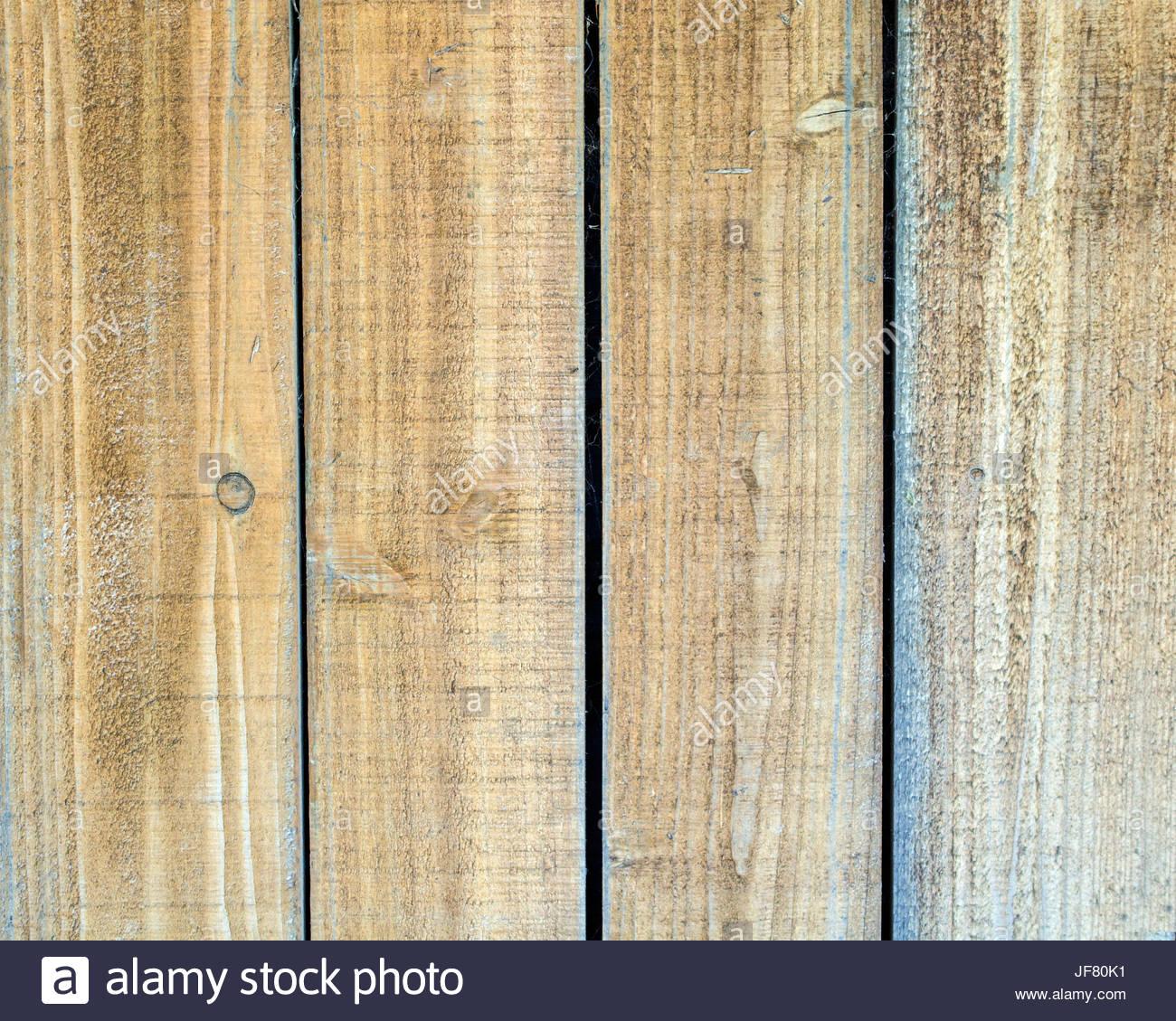 Closeup Auf Horizontale Holz Bretter Zaun Textur Und Hintergrund